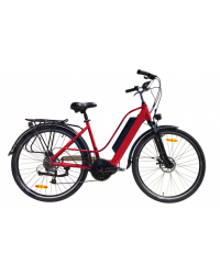 E-taly _ La nuova city e-bike con pedalata assistita