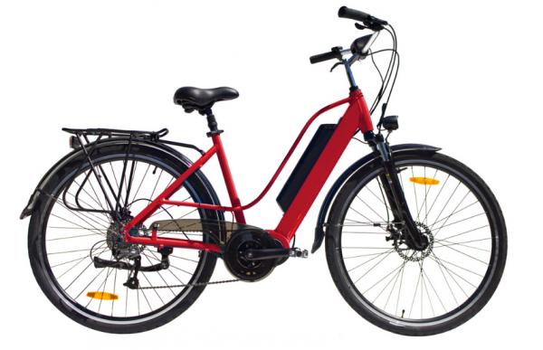 E-taly _ La nuova city e-bike con pedalata assistita