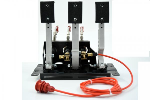 AIT-C52/16 universal pedal assembly