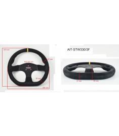 Volante diametro.330mm 3 fori/44.5mm flat