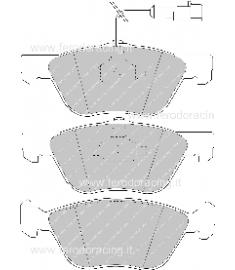 Pastiglia Freno FDS1052P