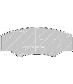 Pastiglie freno FRP218C
