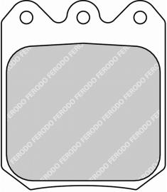Pastiglie freno FRP3104C